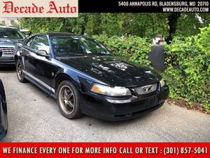 2002 Ford Mustang for Sale in Bladensburg, MD