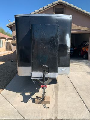 6' x 12' cargo trailer for Sale in Phoenix, AZ