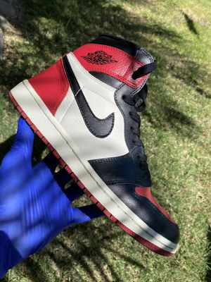 Jordan 1 Bred Toe for Sale in Oxnard, CA