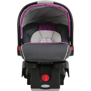 Infant Premmie / premier - 35 lbs Graco Snugride 35 Grey NEW IN BOX for Sale in Pearland, TX