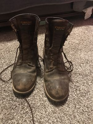 Carolina Work Boots, size 13 for Sale in Auburn, WA