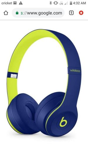 Beats solo 3 never used brand new for Sale in Roseville, CA
