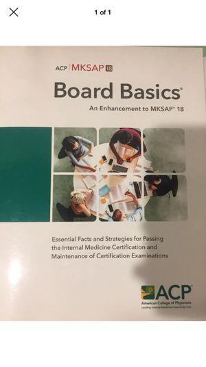 Mksap board basics 18 for Sale in Columbia, MO