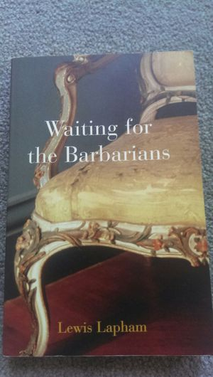 Waiting for the Barbarians for Sale in Pittsburgh, PA