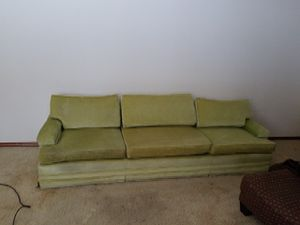 Extra long couch for Sale in Seattle, WA