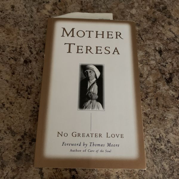 No Greater Love Mother Teresa