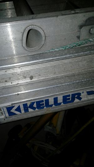 32' extension ladder keller for Sale in Federal Way, WA