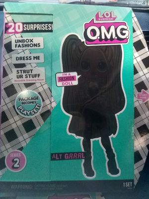 LOL SURPRISE OMG DOLL ALT GRRRL for Sale in San Bernardino, CA