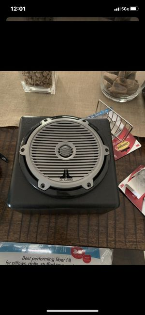 Ji audio marine 7.7 speakers for Sale in Miami, FL