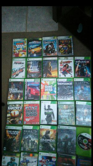 Xbox games for Sale in Peoria, AZ