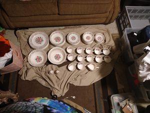22 k gold leaf antique fine China for Sale in PA, US