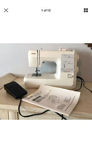 Kennmore Sewing machine Model 385 limited edition for Sale in Pittsboro, NC