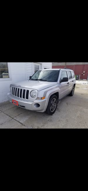 2008 Jeep Patriot for Sale in Naperville, IL
