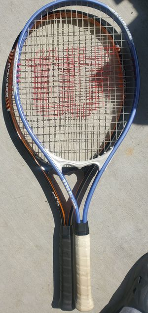 Wilson tennis rackets for Sale in Del Valle, TX