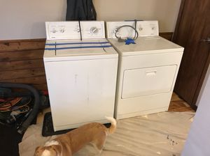 Washer and Dryer for Sale in Breckenridge, CO