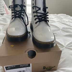 Dr Martens White Size 8 US for Sale in Thompson's Station, TN