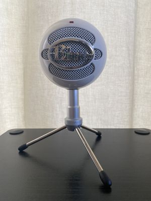 Blue Snowball Microphone for Sale in Chicago, IL