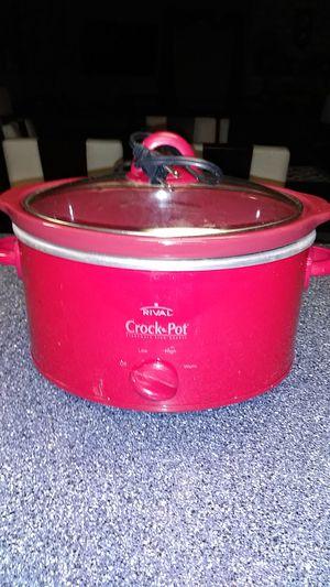 """Rival"" Crock Pot for Sale in Houston, TX"