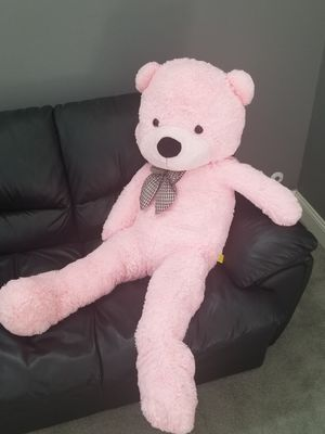 Large Pink Teddy Bear for Sale in Los Angeles, CA