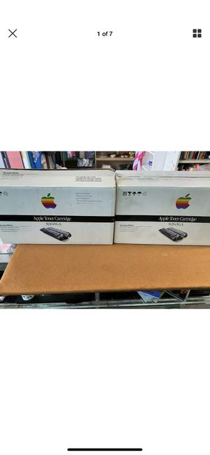 NEW!! LOT of TWO Apple Toner Cartridge Laser Printing M2045G/A lo for Sale in Hayward, CA