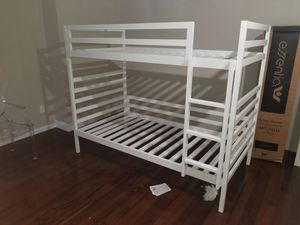 Room and Board Fort Bunk Bed.. Solid frame, Need Gone by Today for Sale in New York, NY