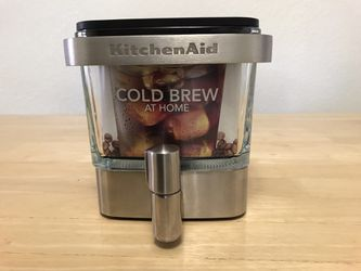 Kitchen Aid Cold Brew Coffee Maker for Sale in LOS RNCHS ABQ,  NM