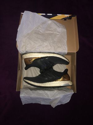 "adidas ultra boost ""gold medals"" 2016 release for Sale in Chula Vista, CA"