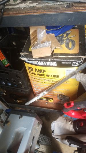 90amp flux core welder for Sale in Elyria, OH