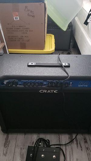 Crate XT120R Guitar Amp for Sale in Hilton Head Island, SC