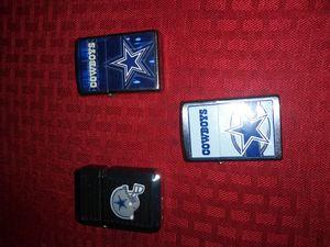 Zippo lighters for Sale in Dallas, TX