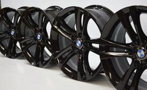 """18"""" Bmw 335i 330i 328i 430i 440i black wheels for Sale in Huntington Beach, CA"""