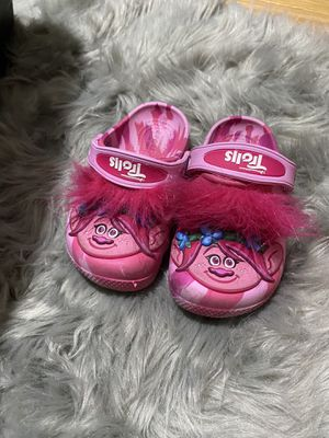 Toddler size 9 Trolls Crocs for Sale in Hines, IL
