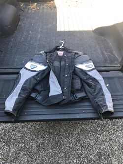 First Gear XXL leather Tex high performance motorcycle jacket for Sale in Portland,  OR