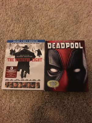 Blu-Ray Movies for Sale in Tampa, FL