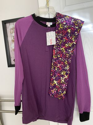 Lularoe small mark and OS leggings- new with tags for Sale in Winchester, VA