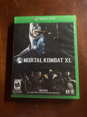 Mortal combat xl for Sale in Tulsa, OK