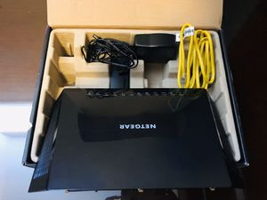 Netgear Nighthawk AC1750 Smart WiFi Router for Sale in Lake Waukomis, MO