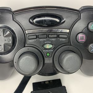 Hip Gear PS2 Wireless Controller With Dongle for Sale in Phoenix, AZ