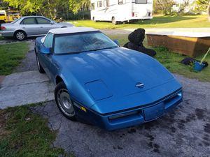 1987 Chevy Corvette for Sale in Homestead, FL