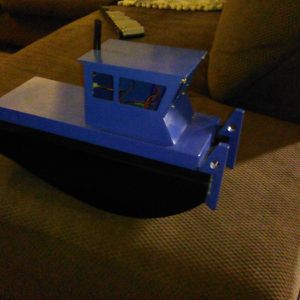 Rc Tug Boat for Sale in Westland, MI
