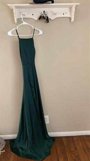Windsor Green Prom/Formal/Dance Dress for Sale in Whittier, CA