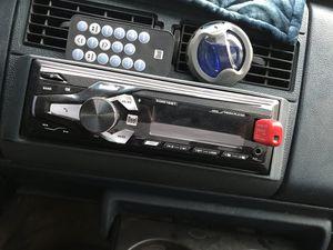 Dual radio Bluetooth USB AUX IN for Sale in Haltom City, TX