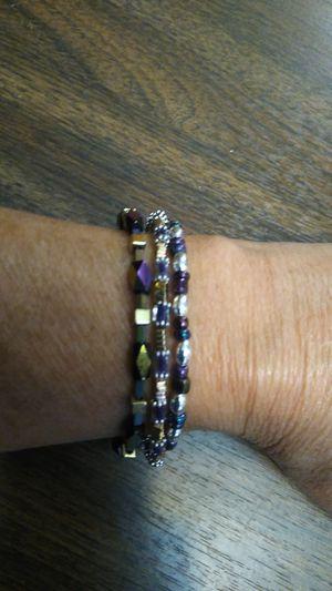 3 Strand beaded bracelet for Sale in Los Angeles, CA