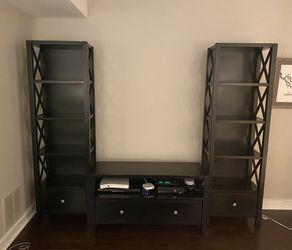 Media Console & 2 Bookshelves for Sale in Arlington,  VA