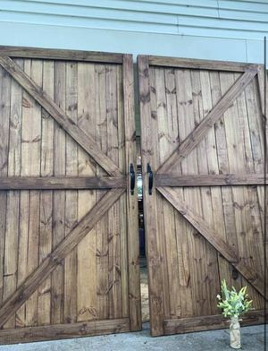 Barn doors. for Sale in Plant City, FL