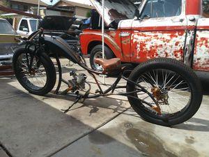 Stretched Steam Punk Cruiser Bike for Sale in El Cajon, CA