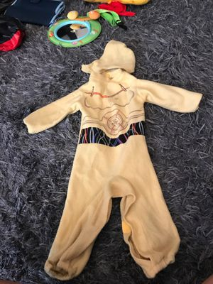 Toddler Halloween costume Star Wars for Sale in San Diego, CA