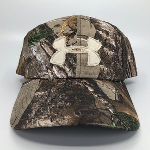 New Under Armour Hat Cap Camo Sports Hunting Fishing Outdoors for Sale in Houston, TX