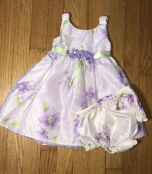 Girls floral dress size 24 MONTHS/ Vestido de niña talla 24 meses for Sale in Stickney, IL