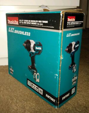 "Makita 1/2"" High Torque Impact Wrench (tool only) for Sale in Hillsboro, OR"